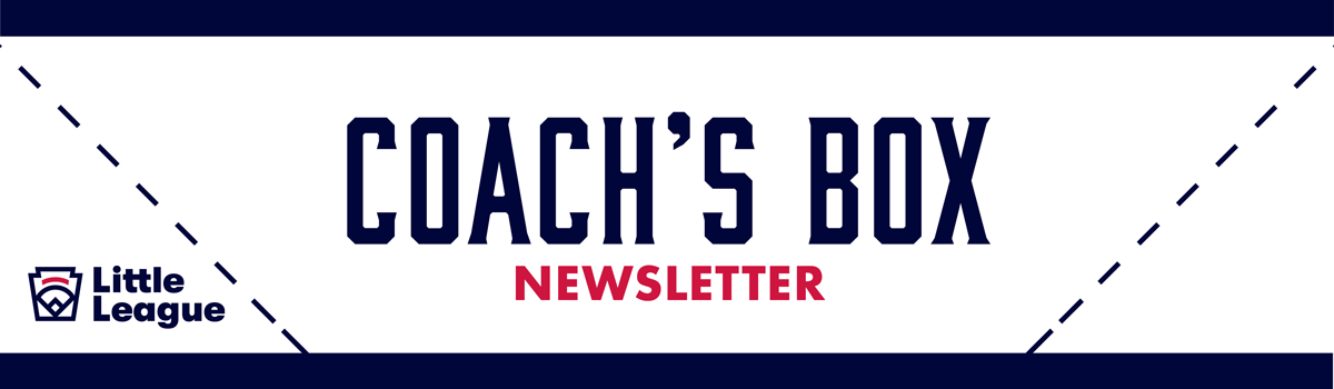 Coach's Box Newsletter Graphic