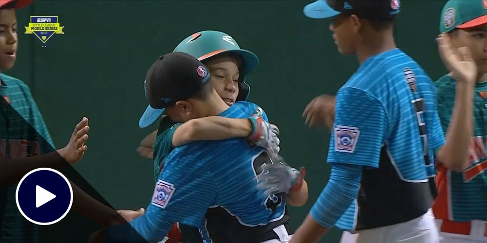 llbws teams hugging