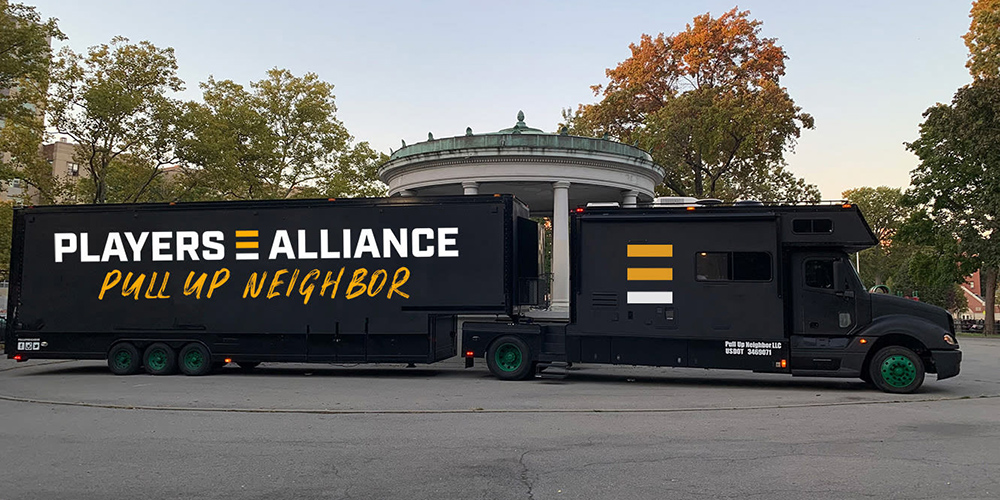 player alliance truck