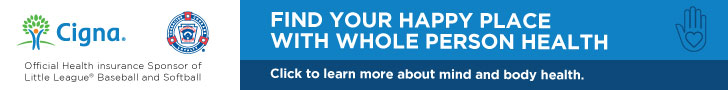 Cigna banner graphic